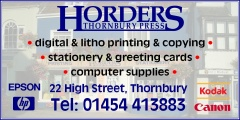 Horders Thornbury Press